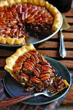 Bourbon & Bacon - Mr. Knight's Pecan Pie copy