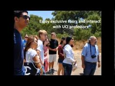 Short video on what you can achieve through the UCI High School Summer Scholar Program.