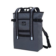 d8b791c06 Manhattan Portage Chrystie Backpack Grey One Size >>> Check this awesome  product by going