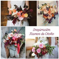 Blog de Organización de Bodas - Wedding Planner Madrid - Ramos Novia Otoño