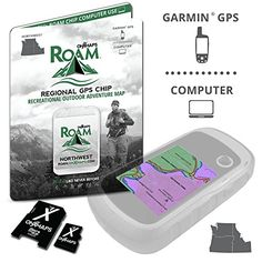 ROAM by onXmaps  2015 Northwest 24k Topo Maps for Garmin GPS Recreational Outdoor Adventure Map  Covers Idaho Washington Oregon micro SDSD Card * Read more  at the image link.Note:It is affiliate link to Amazon.