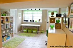 Our Inviting Space For Kids! FROG? ideas