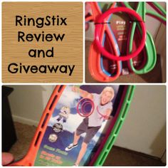 RingStix review and Giveaway