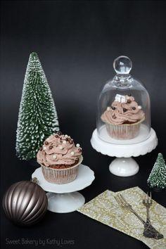 Eierlikör Schokoladen #Cupcakes #yummy #decadent