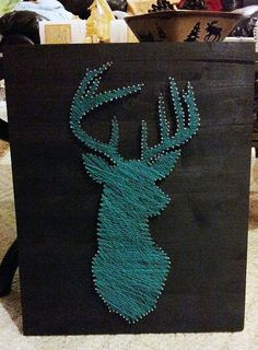 How To Make DIY String Art Animals