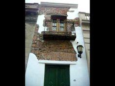 BARRIO SAN TELMO - LA CASA MINIMA - PASAJE SAN LORENZO - BUENOS AIRES - ARGENTINA Big Ben, Building, Travel, Buenos Aires, Tiny Houses, Cities, Places, Viajes, Buildings