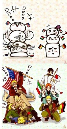 lol  all the alies are squished by america and germany is a square !!!!!!