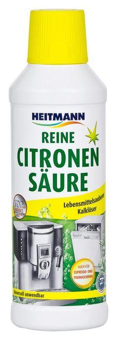 Heitmann reine Citronensäure flüssig 500ml
