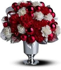 Floral centerpieceke the peppermint flower decor brisbane online florist brisbane flower shop flower delivery brisbane same day flowers brisbane christmas centerpieceswedding junglespirit Images