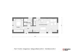25 besten grundrisse bilder auf pinterest floor plans homes und ground floor. Black Bedroom Furniture Sets. Home Design Ideas