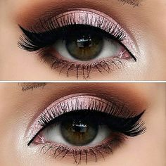 Here is some advice on eye makeup styles for you to try. Every girl loves to play around with makeup. Let us experiment together!