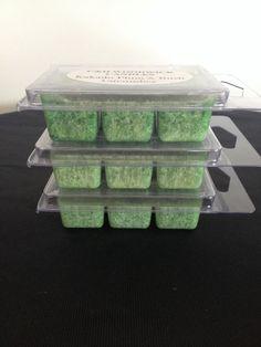 Palm wax tart melt Kakadu Plum & Bush Cucumber by ChristalClean Wax Tarts, Cucumber, Plum, Fragrance, Gift Ideas, Gifts, Handmade, Food, Meal