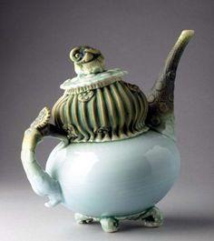 Fleur Schell - Australia .Teapot