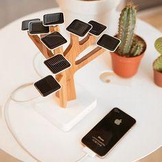 Sonnenbaum-Solarladegerät von XD Design | MONOQI