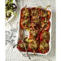 Recipes from Trisha Yearwood - Uncle Wilson's Stuffed Bell Peppers - Redbook
