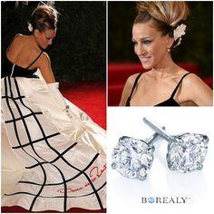 Cercei One Diamonds Borealy http://www.borealy.ro/bijuterii/cercei/cercei-one-diamonds.html
