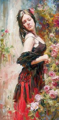 M & I Garmash ARTISTE | Fine Art Collection d'oeuvre à Vendre