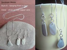Memory in Jewelry Custom Made Sets styles 4 5 6 7 by SandmanMetals