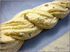 Limara péksége: Bodzás-túrós illatos kalács