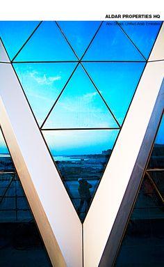 25 Best Aldar HQ images in 2018   Abu Dhabi, Blue hour, Board