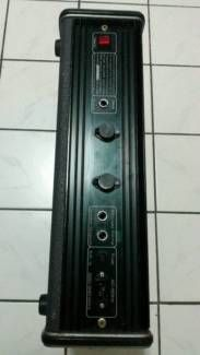 Bell GA125  Bassverstärker Topteil in Niedersachsen - Osnabrück   Musikinstrumente und Zubehör gebraucht kaufen   eBay Kleinanzeigen