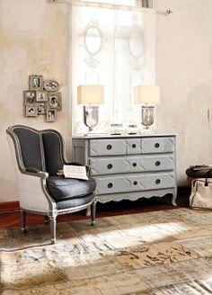 Eleganter und romantischer Stil in zarten Farben #loberon