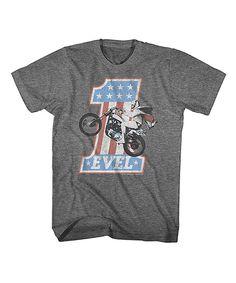 1f215c62 Graphite Heather Evel Knievel Tee - Men's Regular. Mens TeesGraphiteCool ...