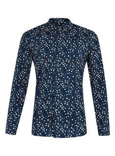 Peter werth navy shirt by Peter Werth — Thread