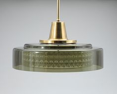 Ceiling Lamp by Carl Fagerlund for Orrefors.