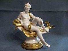 Porzellan von Capodimonte von Giuseppe Cappe   DIE FRIEDEN  | eBay