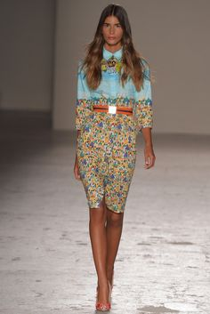 Stella Jean RTW Spring 2015 - Milan Fashion Week