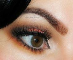 Blog Thati Maforte Tudo para Maquiagem: Maquiagem Cor do Verão