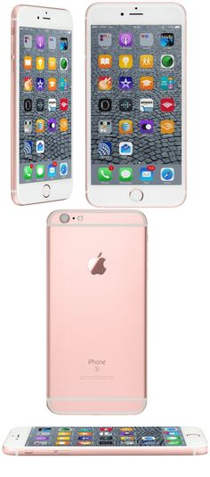 Apple iPhone 6s Plus in Rose Gold Unlocked fbbdda2b7a