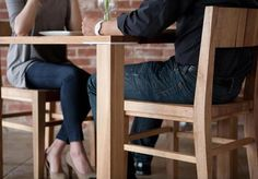 urbnite: MASH Studios Restaurant Chair