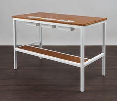 Quickpick Modify Furniture desk with Invisibins