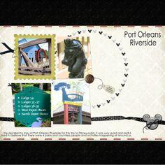 Port Orleans Riverside - Page 3 - MouseScrappers.com