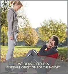 Motivation to get fit for the wedding! #bridalbootcamp #workout #weddings