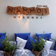 Nammos is the playground of the rich and famous on the Greek island of Mykonos. Here's a look at a day (and night) partying like a rock star.