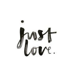 All you need is love.  |  pinterest: @Blancazh