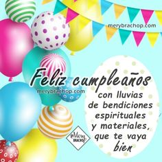 tarjetas de feliz cumpleaños Psalms Quotes, Happy Birthday Wishes, Birthdays, Galleries, Instagram, Amor, Cold, Happy Birthday Greetings, Happy Birthday Text Message