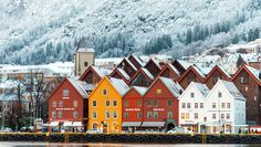 Why Norwegians Rule When It Comes To Keeping Indoor Heating Costs Down. It comes down to insulation and, funny enough, attitude.