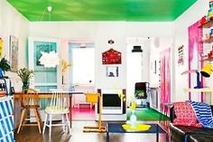 A home in Sweden.  Photo by Lina Östling for Hus & Hem.