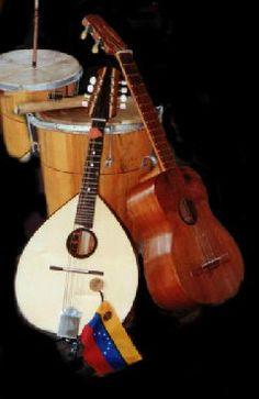 Instrumentos musicales, grupos de gaitas. Maracaibo.