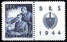 1944 Croatia