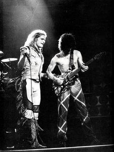 van Halen....not van Hagar
