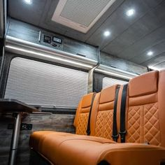 THE NWCC CRAFTER NUGGET CONVERSION - New Wave Custom Conversions Sprinter Van Conversion, Camper Van Conversion Diy, Black Rhino Wheels, Transit Camper, Vw Crafter, Furniture Board, Campervan Interior, Birch Ply, Roof Light
