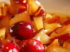 Plum Cranberry Jam from Jammed In