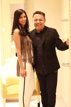 Elie Tahari at Neima