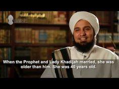 Habib Ali Al-Jifri: A Timeless Love - The Prophet Muhammad ﷺ and His Wife Khadijah - YouTube