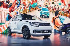 2017 Suzuki Ignis  #2017MY #Suzuki #Segment_B #Japanese_brands #Suzuki_Ignis #Paris_2016